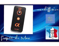 Télécommande IR pour SONY Série A, NEX Compatibilité Voir Description