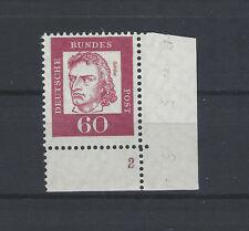 Bund Formnummer, Eckrand FN 2 B  postfrisch Michel Nr 357 y