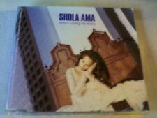 SHOLA AMA - WHO'S LOVING ME BABY - 6 MIX CD SINGLE - FRANKIE KNUCKLES