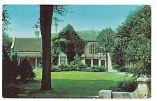 View from Grounds  PAINE ART CENTER Arboretum OSHKOSH WISCONSIN Postcard WI