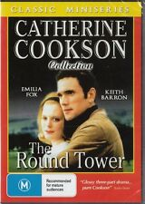 THE ROUND TOWER - CATHERINE COOKSON - NEW & SEALED DVD FREE LOCAL POST