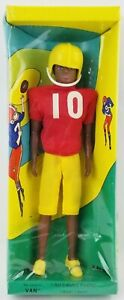 """Topper Toys """"Van"""" Doll No. 0506-0001 One of Dawn's Best Friends AA 1970 NRFB"""