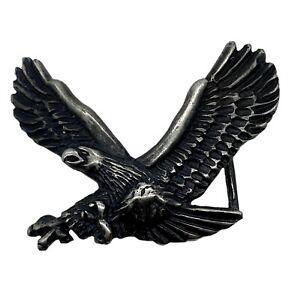 Vintage American Eagle Metal Belt Buckle