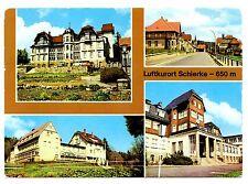 Luftkurort Schierke Postcard Erholungsheim Franz Mehring BrockenstraBe Germany