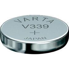 VARTA 1 Pile de montre bouton 339 SR614SW 1.55v