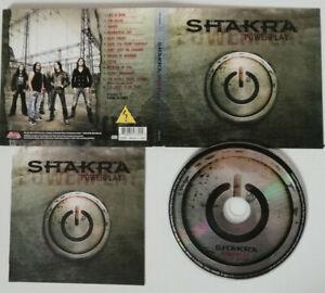 "Shakra ""Powerplay"" Limited Edition, Digipak 2013"