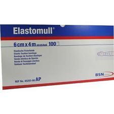 ELASTOMULL 4mx6cm 45251 elast. Fixierb. 100St Binden PZN 3497610