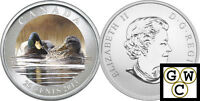 2013 'Mallard Duck' Colorized 25-Cent Coin (Oversized) (13166)
