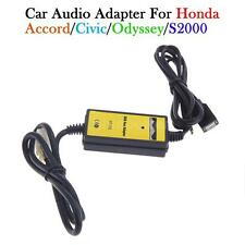 For Honda Civic Ridgeline 2006-2011 Car USB Aux-in Adapter Radio Interface Q1V0
