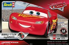 REVELL® 07813 Disney® Pixar Cars Lightning McQueen Easy-Click System in 1:24