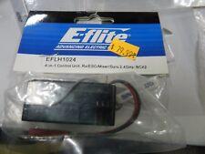 4-in-1 Control Unit Rx/ESC/Mixer/Gyro 2.4GHz: BCX2/3 EFLH1024