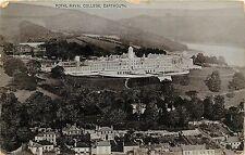 c1907 Vintage Postcard; Royal Naval College, Dartmouth Devon Uk