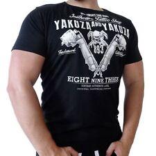 Figurbetonte Herren-T-Shirts Tattoo