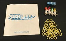 Push Over Parker Brothers Board Game Replacement Parts Pieces Vintage 1981