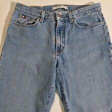Women's Tommy Hilfiger Capri Croped Blue Jeans Size 6