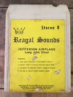 JEFFERSON AIRPLANE Long John Silver (8-Track Tape)