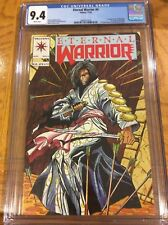 Eternal Warrior #4  1st Cameo app of Bloodshot. CGC 9.4  NM