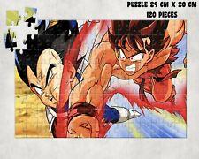 puzzle DRAGON BALL Z / GOKU VS VEGETA