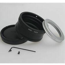 M42 Lens to Sony E NEX 3 NEX 5 NEX 6 NEX 7 VG10 5N 5C Adapter Adjustable+CAP new