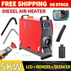 Diesel Air Heater All in One 5KW LCD Thermostat For Boat Motorhome Truck 5000W