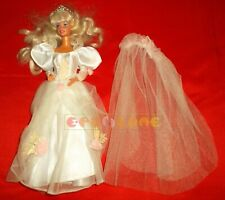 BARBIE SPOSA ROMANTICA 1992 - Romantic Bride - USATA