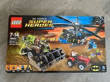 LEGO Super Heroes 76054 Batman : Scarecrow Harvest of Fear - New In Sealed Box