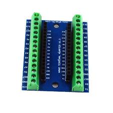 New Terminal Adapter for the Arduino Nano V3.0 AVR ATMEGA328P-AU Module Board