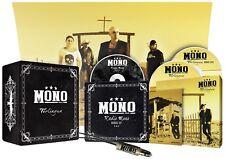 MONO INC. - TERLINGUA DELUXE-METALL-BOX im 3D LOOK 2CD + DVD LIMITIERT NEW!