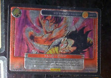DRAGON BALL Z TCG DBZ PANINI CARD CARDDASS PRISM CARTE S27 NM RARE