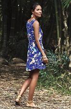 NEW Anthropologie $168 Hidden Isle Dress Hd In Paris Size 0