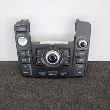 Audi Q7 4L Mmi Navigation Contrôle Panneau Interrupteur 4L0919614C 4L0905217B