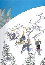 BD EA Lapinot - Tome 2 - Slaloms - TRONDHEIM+FINDAKLY - Edition Millésimée