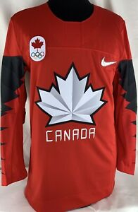 Nike Authentic Team Canada Olympic Hockey Jersey NWT $130