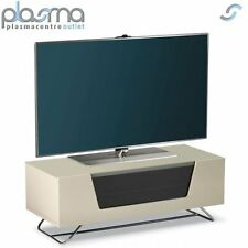 """Alphason Chromium Ivory TV Stand for up to 50"""" TVs"""