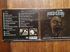 """THE PRODIGY, """"MORE MUSIC FOR THE JILTED GENERATION"""". MEGA RARE LIMITED 2 CD."""