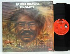 James Brown Reality signifiant USA Presque comme neuf # 1