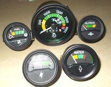 MF Massey Ferguson 265 , 285 Tractor Tachometer + Gauges Kit Temp+Oil+Fuel+Amp