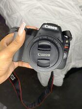 Canon EOS Rebel SL2 24.2 MPDigital SLR Camera (Kit with EF-S 18-55mm IS STM...