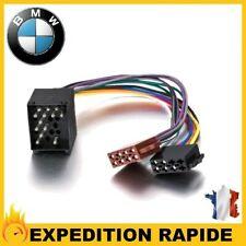 Câble Adaptateur pour prise Autoradio DIN ISO BMW 3, 5 Z3 E34 E36 E46 E39 TOP GZ
