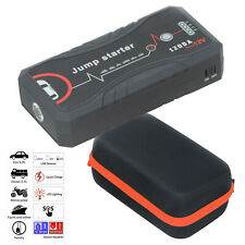 Multi Function 18000mAh Car Jump Starter Battery Booster Power Bank USB Charger