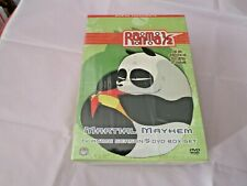 RANMA 1/2: MARTIAL MAYHEM - 5TH SEASON - (2003, DVD) - ANIME - 5 DISC