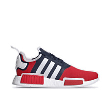 Men's adidas NMD R1 Casual Shoes Collegiate Navy/Scarlet/Cloud White FV1734 415
