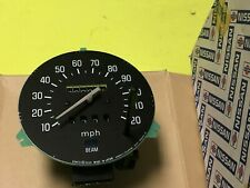 Nissan Datsun A10 160J Coupe SSS Speedometer mph 24850-W5621 Genuine NOS
