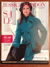 JESSICA LONDON Plus-Size Women's Fashion CATALOG 2014-Winter Boot Sale