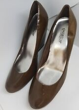 Seychelles round toe  brown Dress Shoes patent Leather 8.5