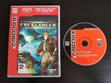 Freelancer - PC CD-ROM - XPLOSIV - Free, Fast P&P! - Microsoft, Free Lancer