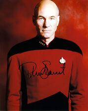 REPRINT - PATRICK STEWART 5 autograph autographed signed photo