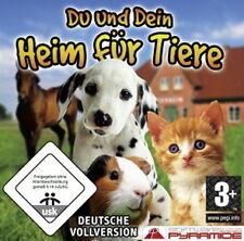 Du und Dein Heim für Tiere pc spiel