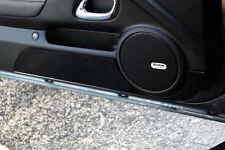 2010-2014 Chevrolet Camaro Billet Door Kick Plates Black
