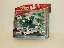 "Power Rangers Samurai Green Forest Ranger w/ Mini Cycle 4"" Fast  Free Shipping"
